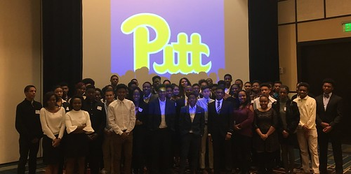 2018 - Pitt Admissions and AAAC Atlanta Recruitment Event Gallery