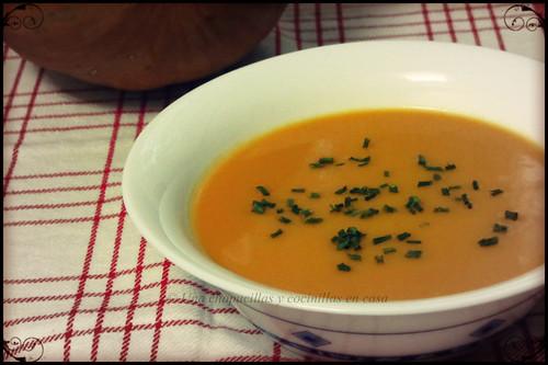 Crema de calabaza / pumpkin cream