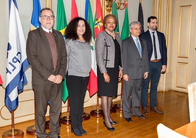 18.04.Secretária Executiva recebe IPHAN do Brasil