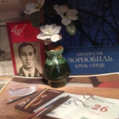 Виставка-хроніка 24.04.18 В. Некрасова