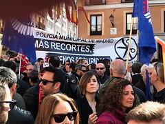 Concentración Madrid (17/4/2018)