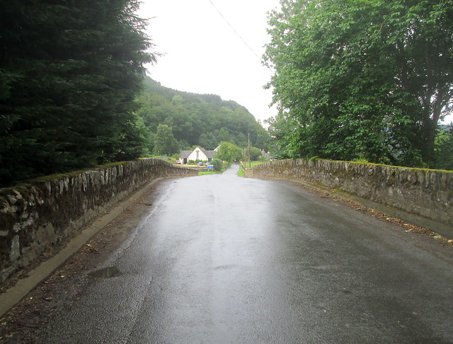 Bridge at Fortingall