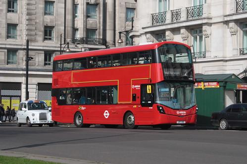 Arriva London HV305 LK17AHC