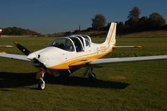 G-TESR Tecnam P2002 Sierra (PFA 333A-14758) Popham 121008