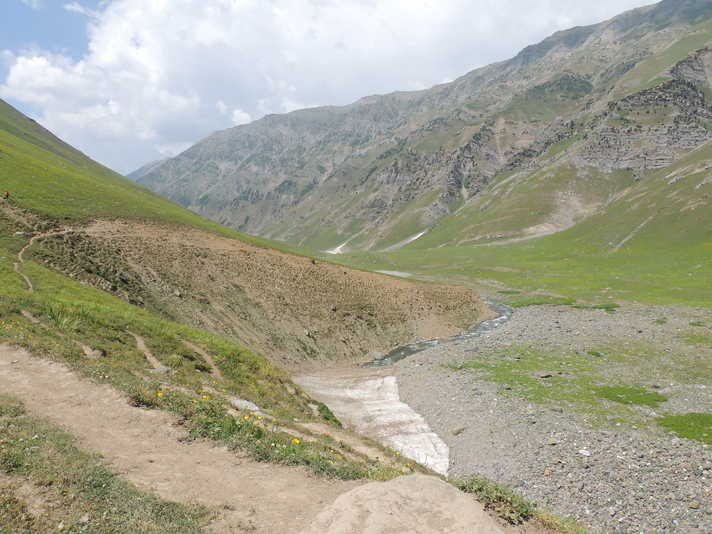 The Travelography - The Great Alpine Lakes of Kashmir