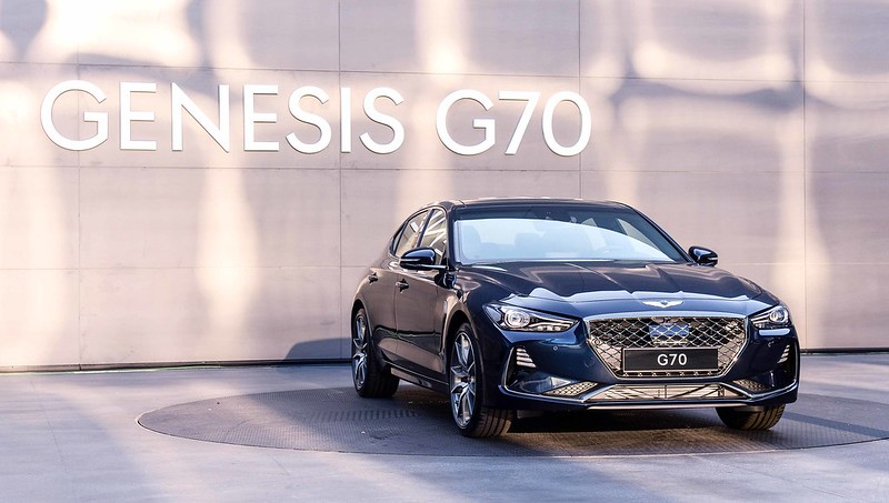 Genesis G70 to Launch in the Middle East on April 2018 CarbonOctane