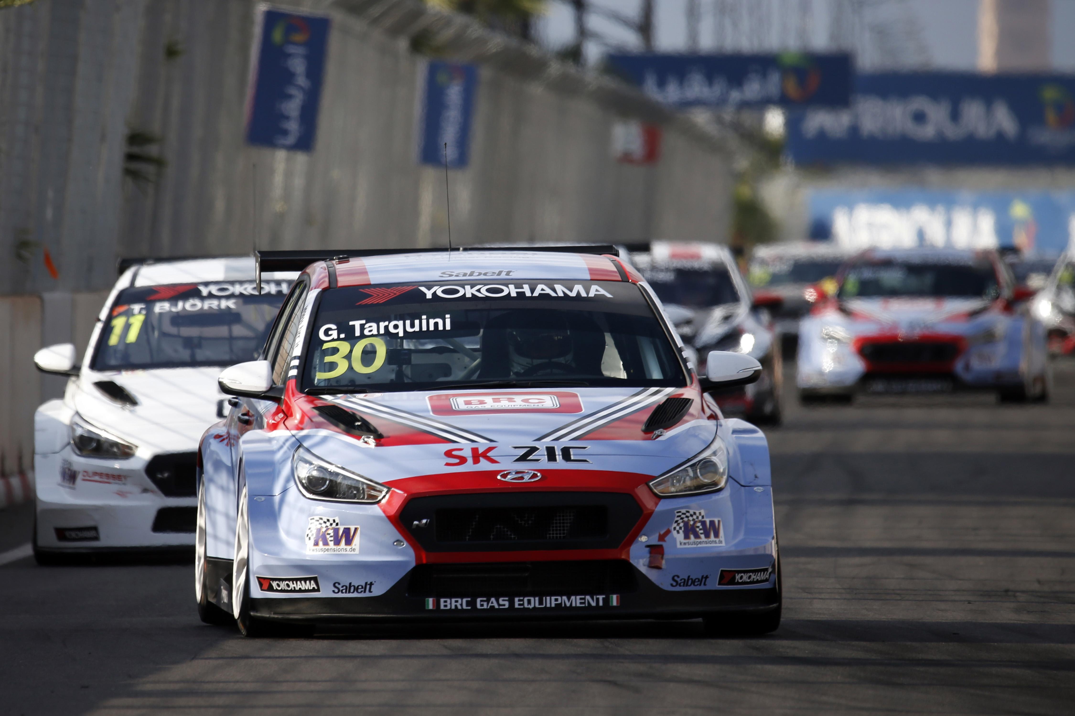 WTCR race recap: #1 Morocco