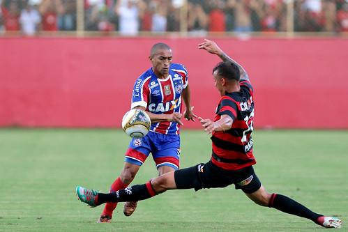 Vitória x Bahia - Baianão 2018 por Felipe Oliveira