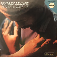 PHAROAH SANDERS:JEWELS OF THOUGHT(JACKET A)