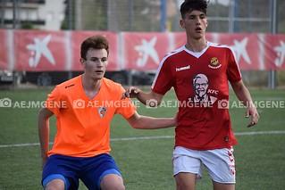 Nàstic de Tarragona - AE Josep Maria Gené 17-18