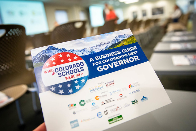A Business Guide for Colorado's Next Governor Launch
