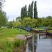 Baddow Lock, River Chelmer Navigation, Essex