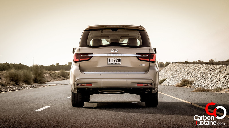 2018 Infiniti QX80 Review UAE carbonoctane 9