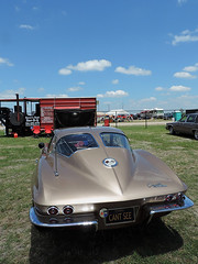 Palmer - 1963 Chevrolet Corvette Sting Ray Coupe