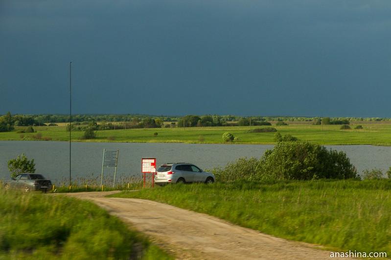 Небольшое озеро, Владимирская область