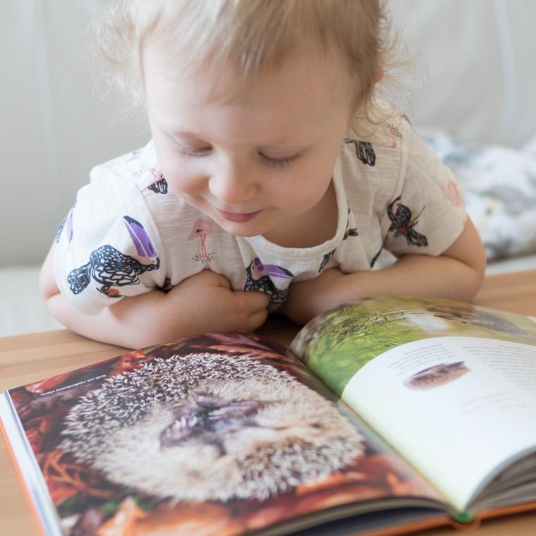 Lapsen oma eläinkirja 4