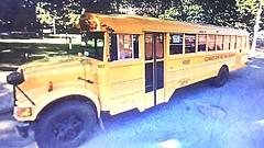 1990? Thomas International 3800 T444E , Consolidated Bus Transit, Bus#10057 (Retired)