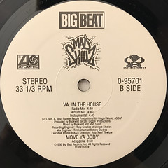 MAD SKILLZ:MOVE YA BODY(LABEL SIDE-B)