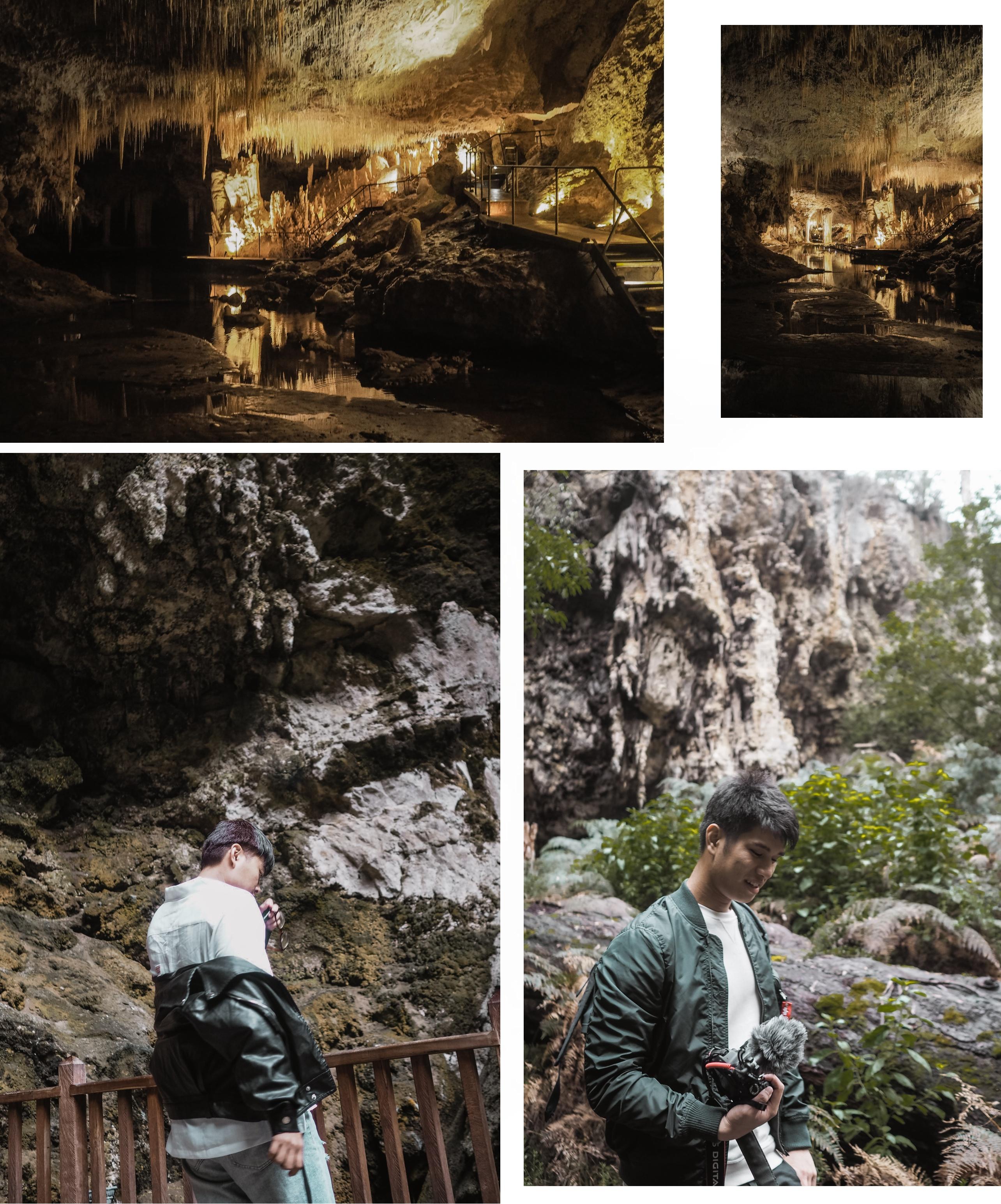 Lake Cave 2