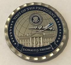 Trump-Kim challenge coin