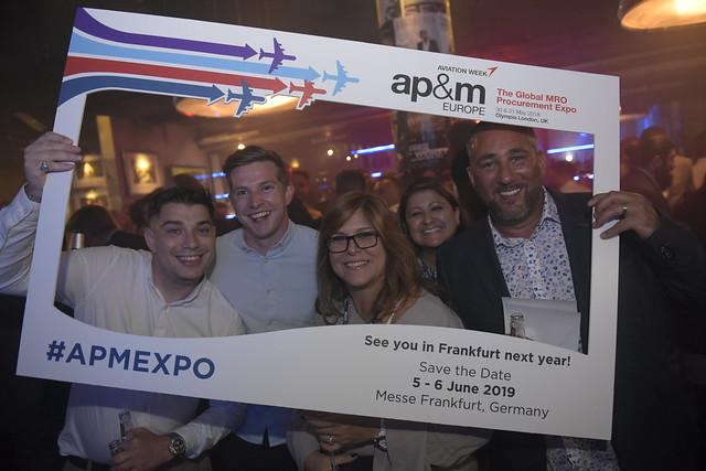 ap&m Europe 2018 highlights