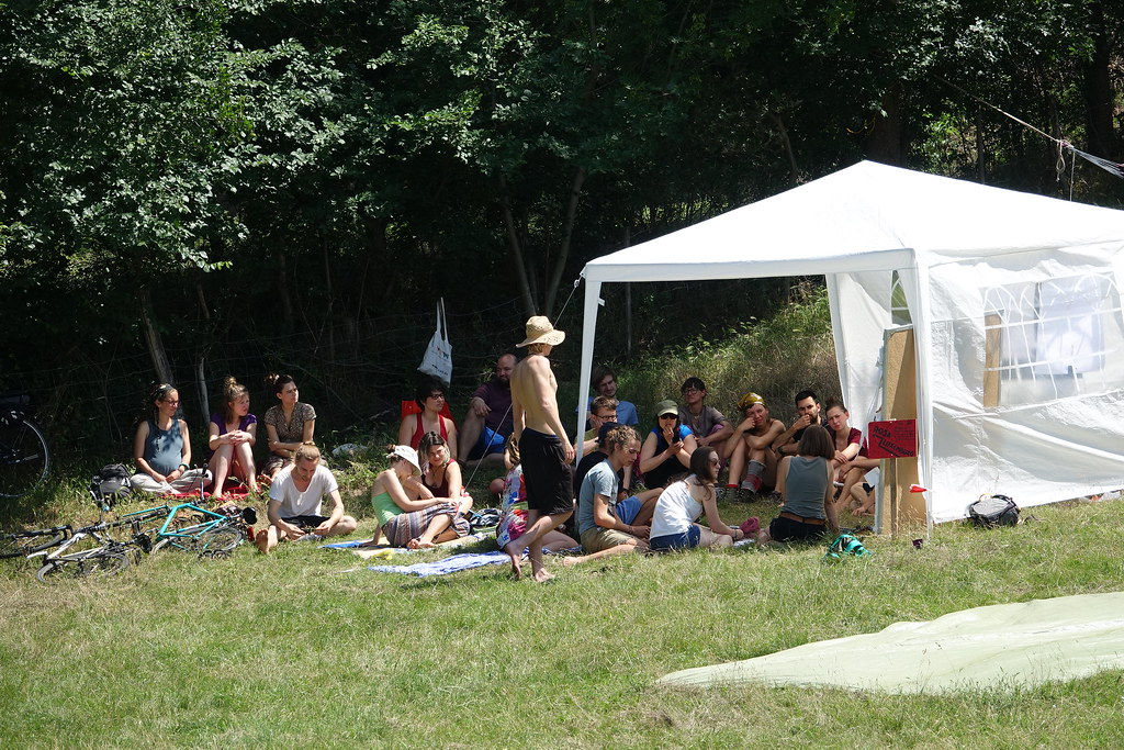 Klimacamp 2018
