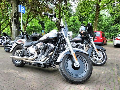 Motorrad Harley Davidson