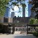 City Center from Osgood Hall Park, Toronto