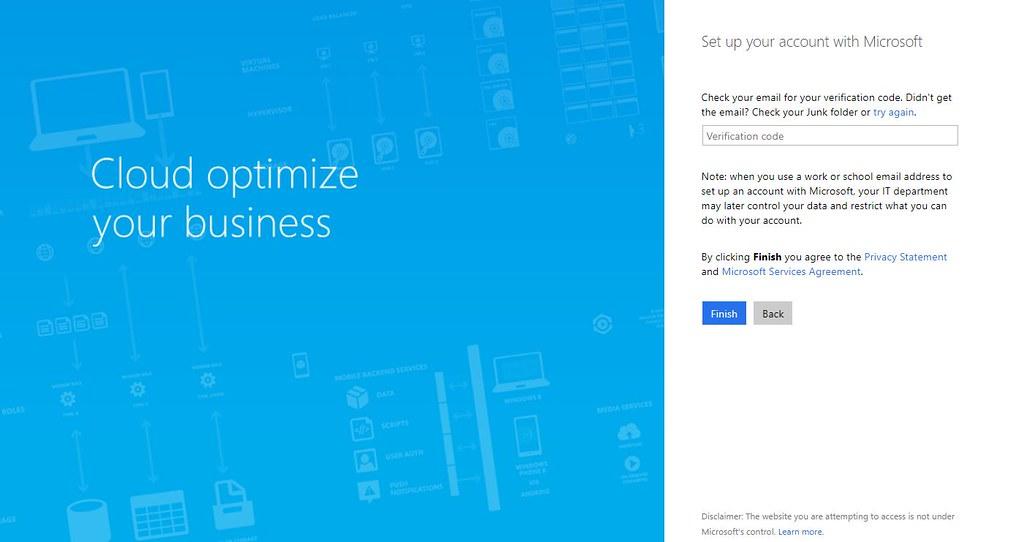 Microsoft Teams Gastzugang (6): Verifizierung mit Code