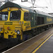 66539 - 4L41 0604 Crewe Bas Hall S.S.M. to Felixstowe North F.L.T.