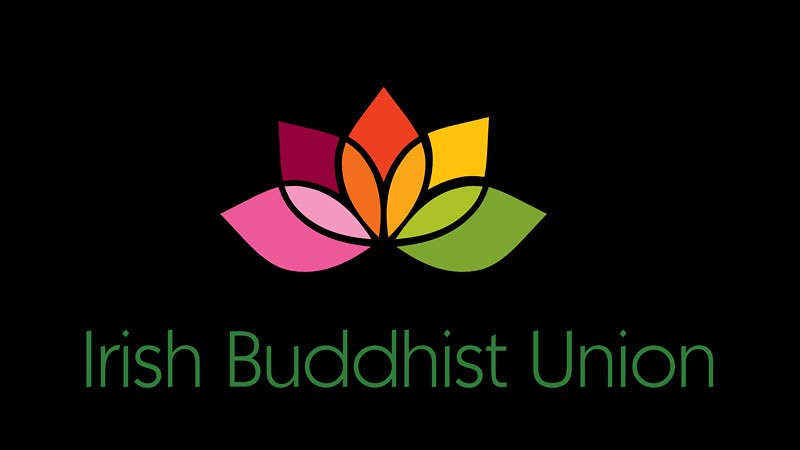Logo organisasi Irish Buddhist Union.