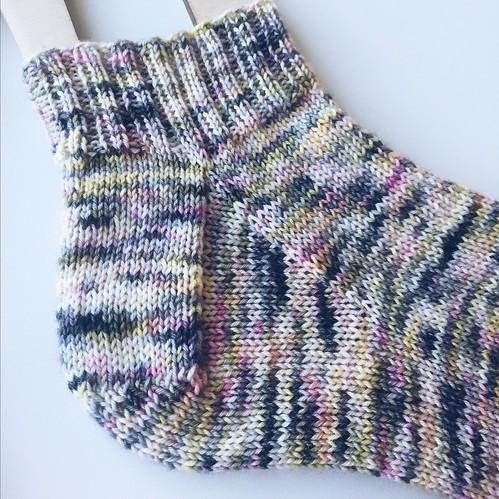 Ankel sokker