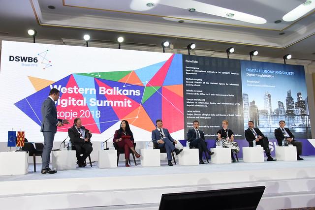 DSWB6 - Session IV: Digital economy and society