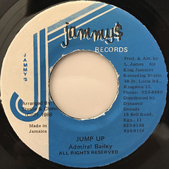 ADMIRAL BAILEY:JUMP UP(LABEL SIDE-A)