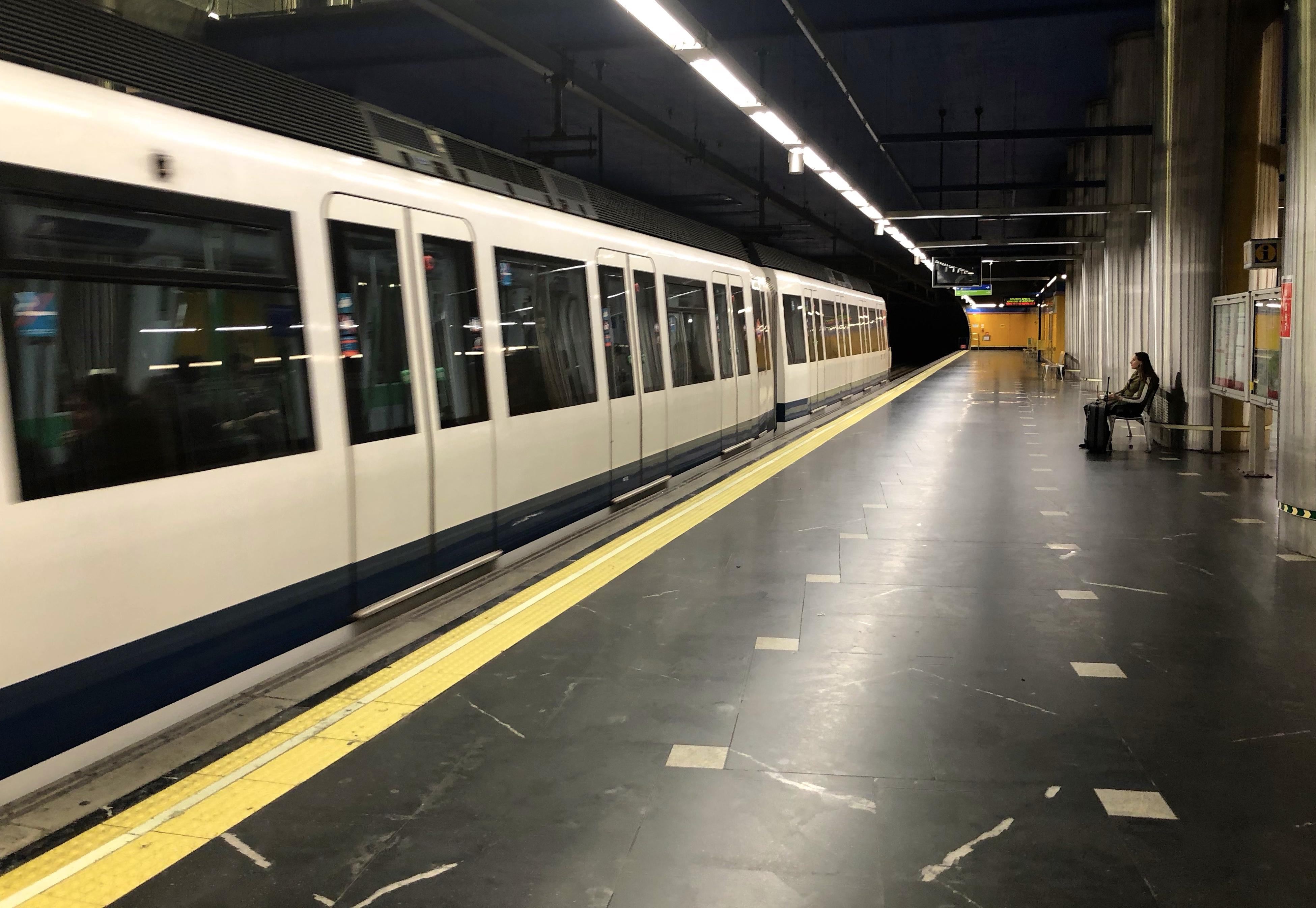 Madrid, Spain 2018 5