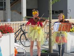 Musicians on the street
