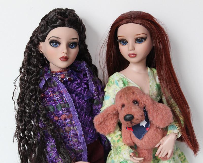 Martina & Katrina, Westport Sisters (1)