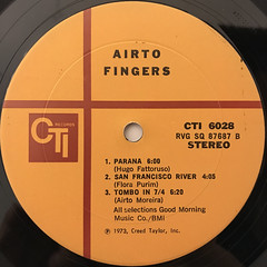 AIRTO:FINGERS(LABEL SIDE-B)
