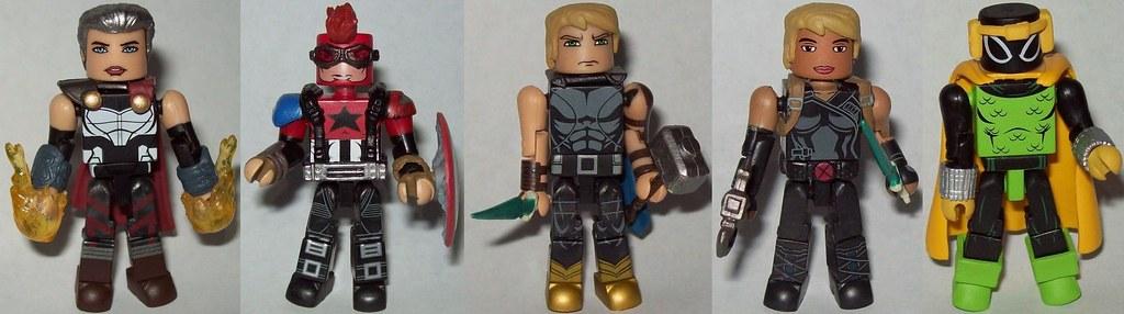 Galactic Avengers