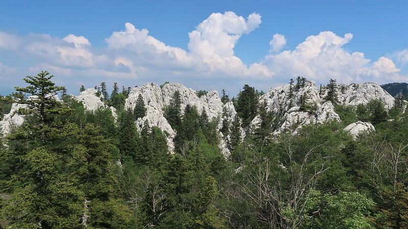 Southern Velebit, CROATIA, May 2018