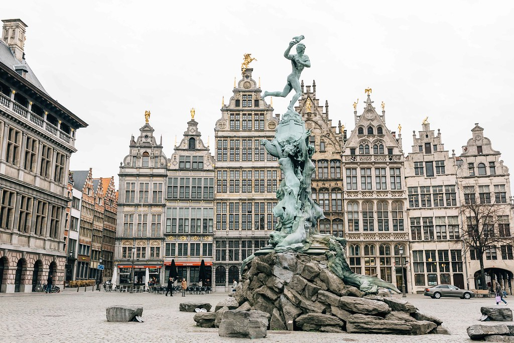 The Little Magpie Guide to Antwerp Belgium