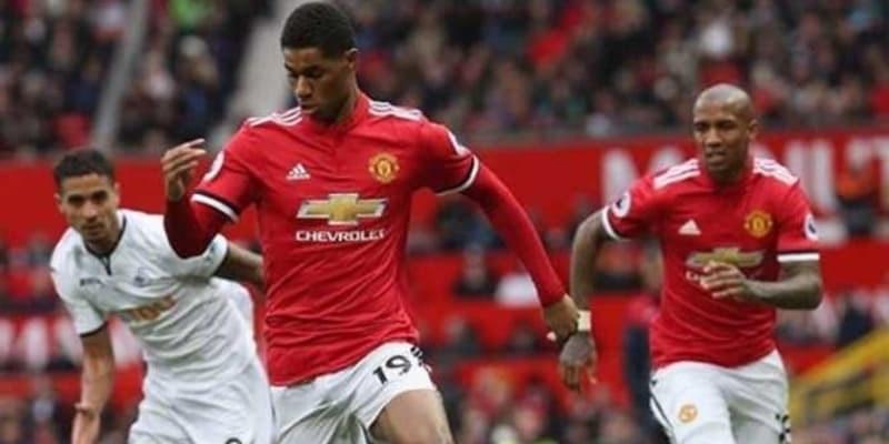 Marcus Rashford Belum Mau Tanda Tanganin Kontrak Baru di Manchester United