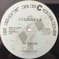 J.V.C. F.O.R.C.E.:STRONG ISLAND(LABEL SIDE-B)