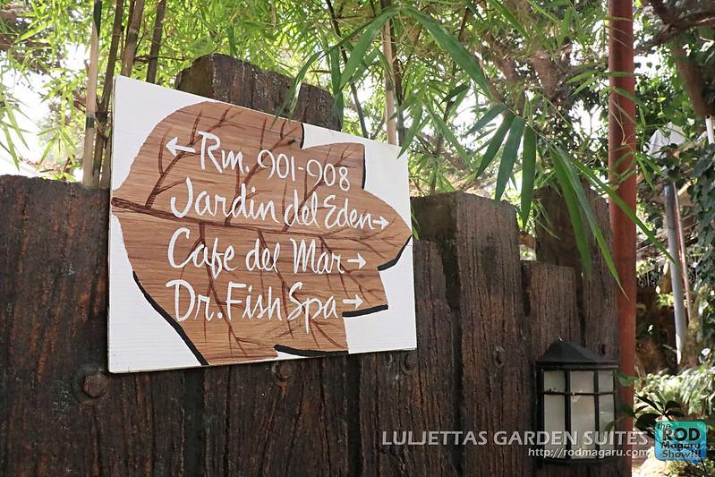 LULJETTAS GARDEN SUITES 36 RODMAGARU