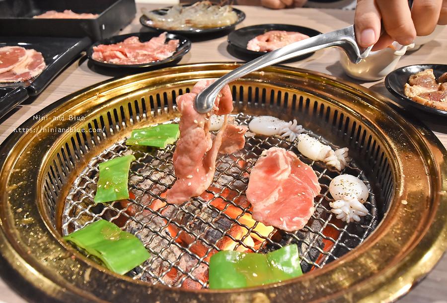 羊角 台中燒肉吃到飽 文心路20