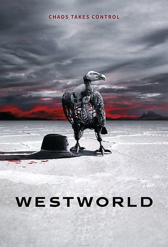 Westworld is back tomorrow!