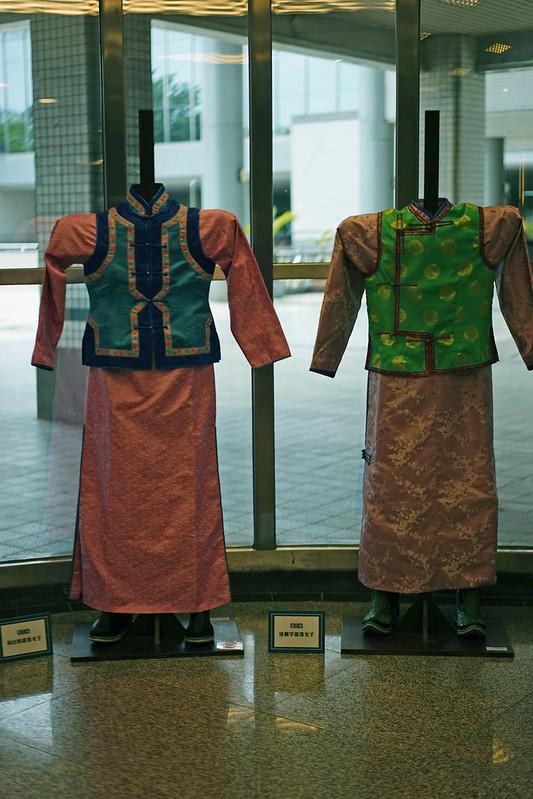 蒙古部落女子服飾