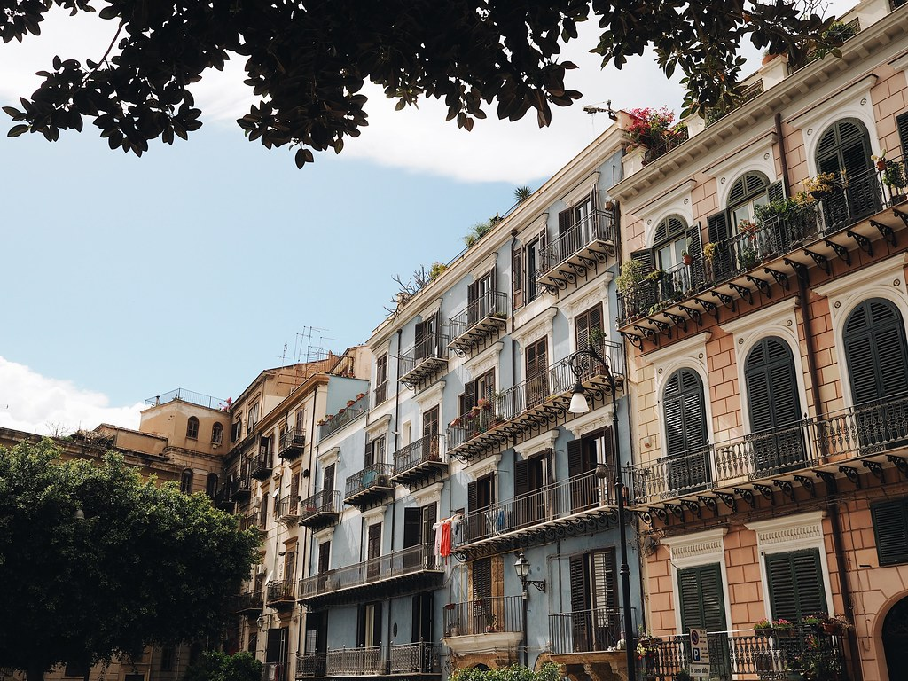 Travel Diaries: Three Days in Palermo, Sicily | Hannah and The Blog