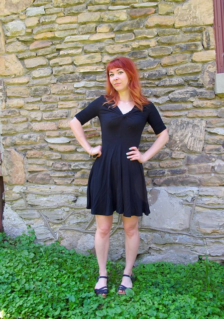 Merino Joni Dress