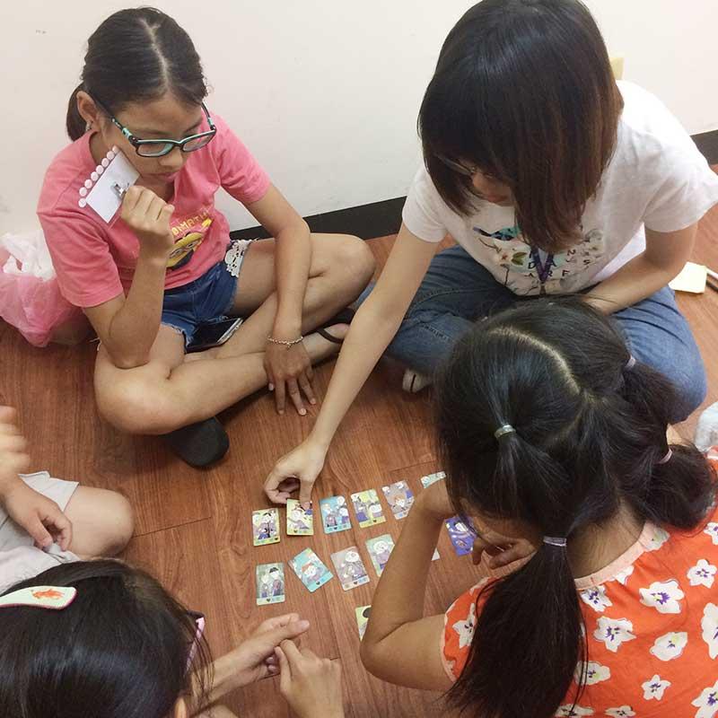 《魔法學園》魔法師訓練大挑戰-三十張犁婦女服務中心